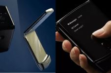 10 Bocoran Motorola Razr, layar lipatnya bak fliphone jadul