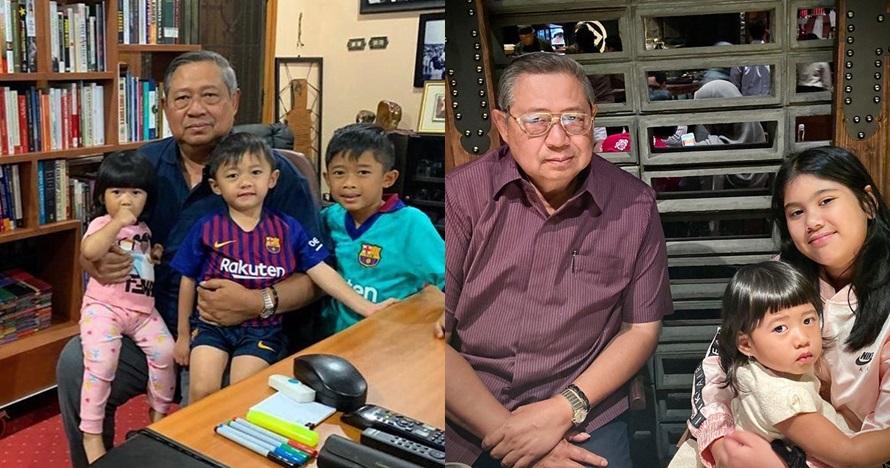 Momen malam minggu SBY & keluarga usai kepergian Ani Yudhoyono