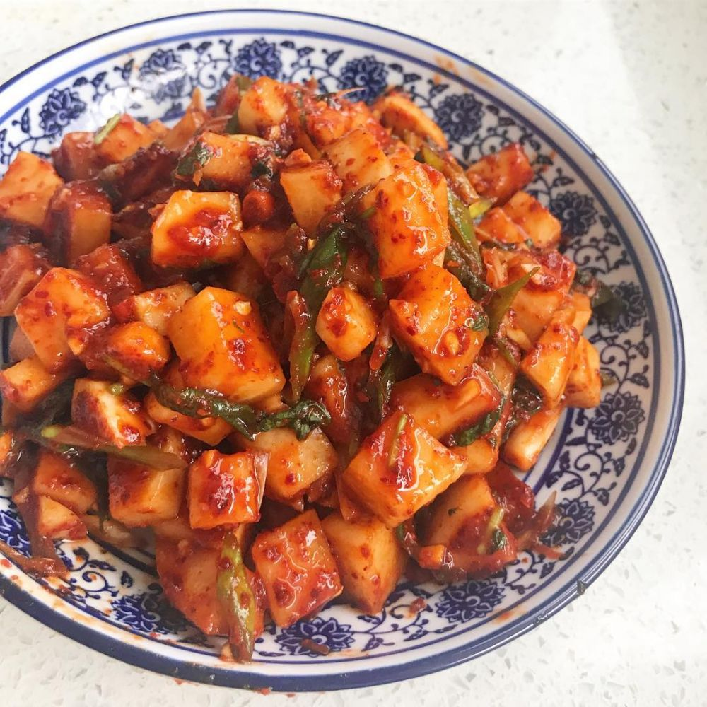 5 Resep dan cara membuat kimchi ala drama Korea instagram