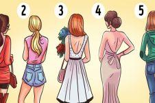 Gaya 5 perempuan yang kamu pilih ini bisa ungkap watakmu
