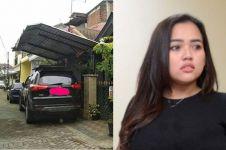 Viral garasi kanopi Clara Gopa, keluarga: niatnya bersedekah