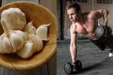 5 Manfaat bawang putih untuk pria dan cara menggunakannya