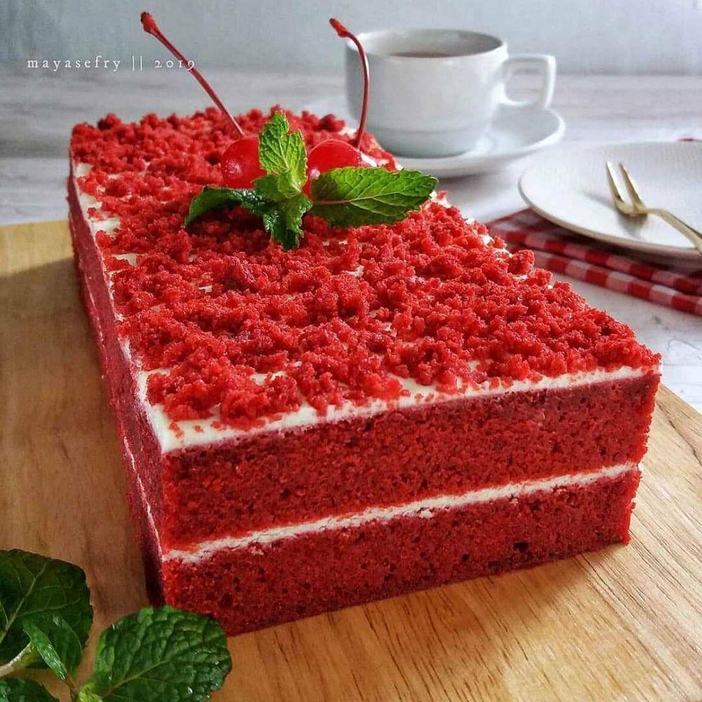 Resep kue tart Instagram