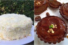 10 Resep kue tart enak, sederhana, dan antigagal