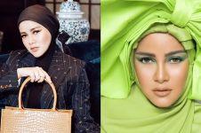 Pemotretan 5 seleb berhijab, fashionable tapi dianggap nyeleneh