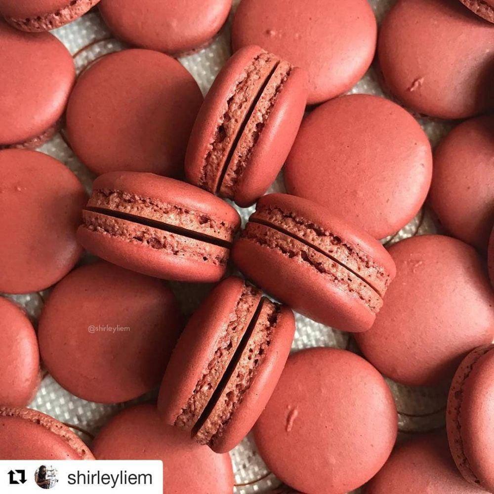 7 Resep macaroon Instagram/@winslicious @moeslims_kitchen