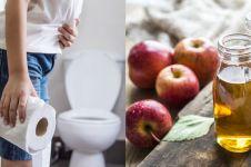 7 Manfaat cuka apel untuk kesehatan, mengobati sakit perut
