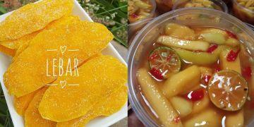 7 Cara membuat manisan mangga enak, mudah, dan sederhana