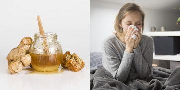 7 Manfaat jahe dan madu untuk kesehatan