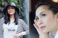 Biasa tampil natural, ini 8 potret Nagita Slavina bermakeup tebal