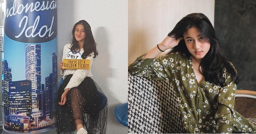 10 Potret Keisya Levronka, peserta Indonesian Idol yang memesona