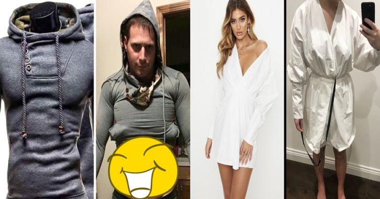 Ekspektasi & realita 10 baju online shop, bikin ketawa kesal