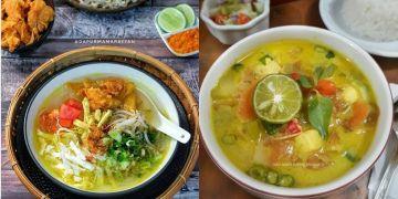 7 Resep soto ayam kuning enak, segar dan sederhana
