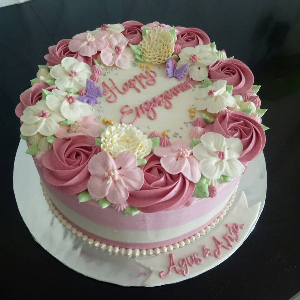 7 Resep dan cara membuat krim kue lembut instagram