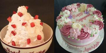 7 Resep dan cara membuat krim kue lembut, enak & mudah