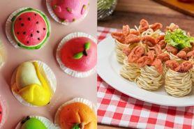 11 Resep makanan unik, simpel, kreatif, dan menggugah selera