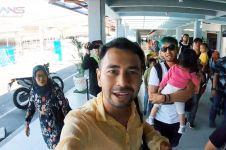 10 Momen Raffi & Nagita pertemukan karyawan dengan keluarganya