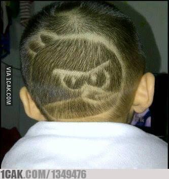 11 potongan rambut warganet Istimewa