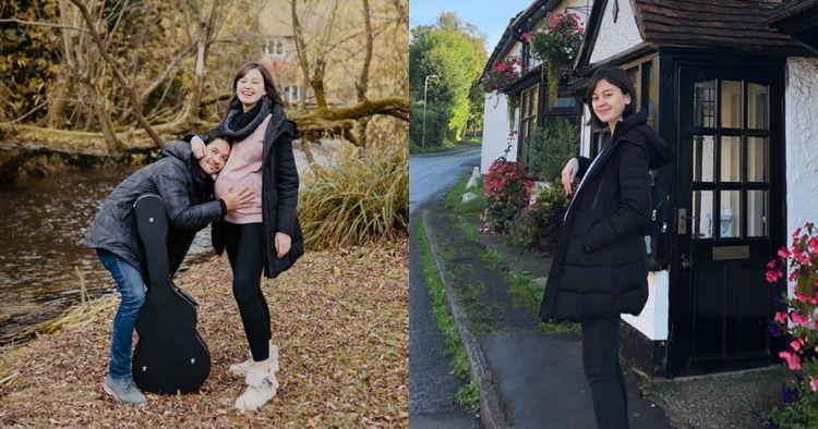 Pilih melahirkan di Inggris, ini 8 momen Kimberly Ryder 'mudik'