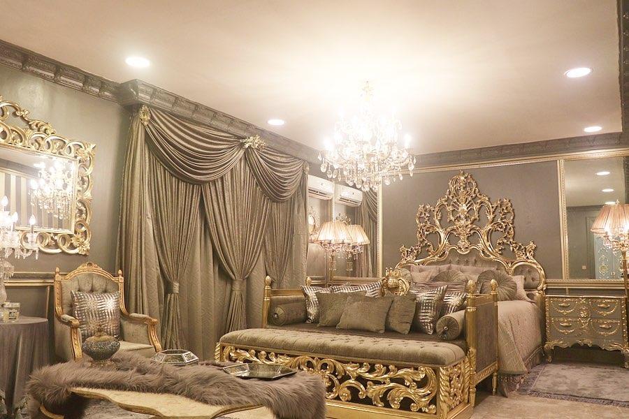 Penampakan kamar 6 seleb ini mewah bak tempat tidur istana