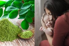 9 Manfaat daun kelor untuk ibu menyusui & cara gunakannya