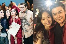 Pesona 7 putri aktor laga 90-an, cantiknya anak Jet Li