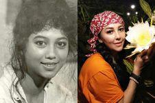 Potret 7 aktris cantik 80-an dulu vs kini, tetap memesona