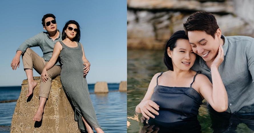 9 Potret babymoon Edric Tjandra & Venny di Australia, so sweet