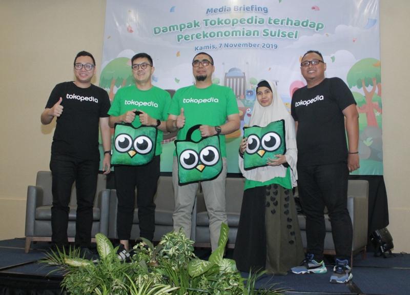 3 UMKM di Makassar ini sukses membangun bisnis lewat Tokopedia