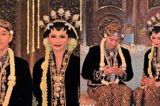 10 Momen pernikahan Kartika adik Krisdayanti, penuh kebahagiaan