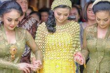 Adik bungsunya menikah, ini ungkapan haru Yuni Shara