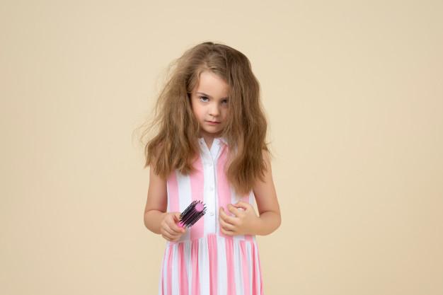 10 Penyebab rambut rontok pada anak dan cara mengatasinya freepik.com