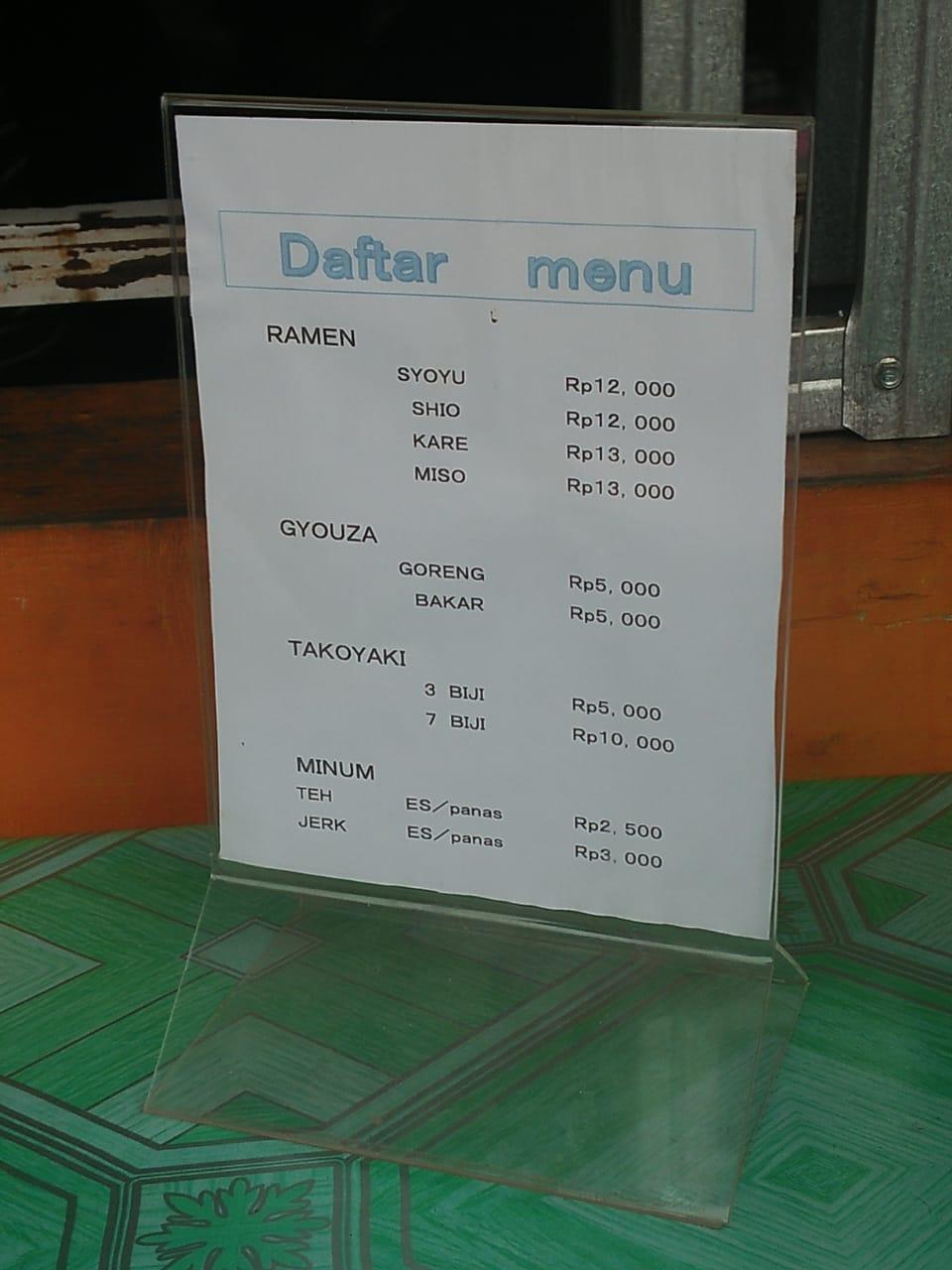 Takoyaki asli Jepang harga kaki lima, cuma Rp 5 ribu © 2019 brilio.net