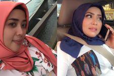 Jarang tersorot, ini 5 penampilan Muzdalifah tanpa makeup