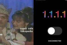 10 Meme lucu promo diskon 11.11 ini bikin cekikikan