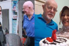 5 Foto sosok ayah Dylan Carr, selalu kabarkan kesehatan anak