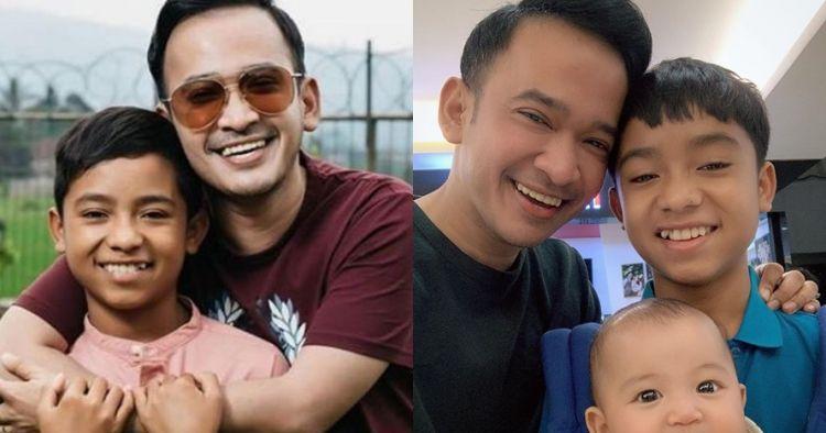 Ruben Onsu ungkap alasan mengharukan saat adopsi Bertrand Peto