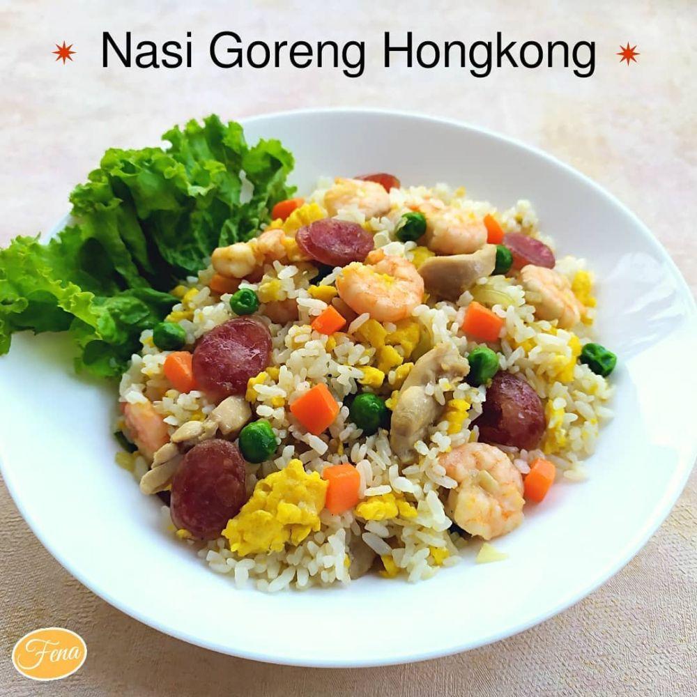 Nasi goreng hongkong © 2019 brilio.net