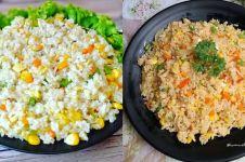 10 Resep nasi goreng Hongkong, enak dan mudah dipraktikkan