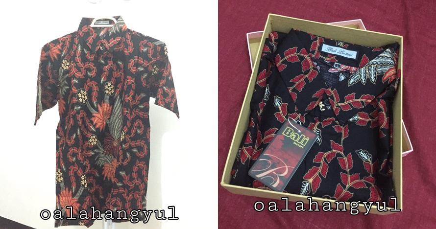 idol kpop batik fans indonesia © Twitter/@oalahangyul