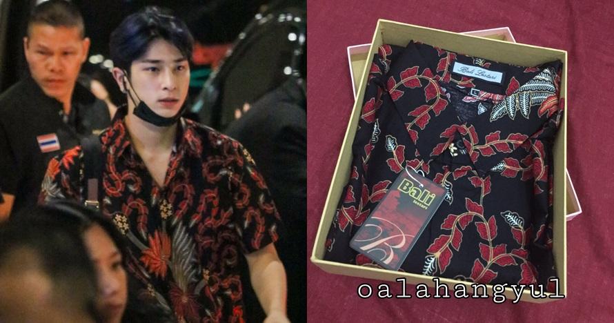 Viral idol K-Pop pakai batik pemberian fans Indonesia, heboh