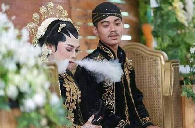 momen absurd pengantin bikin geleng kepala Instagram