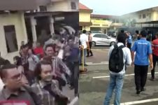 Polisi sebut pelaku bom bunuh diri Polrestabes Medan 1 orang
