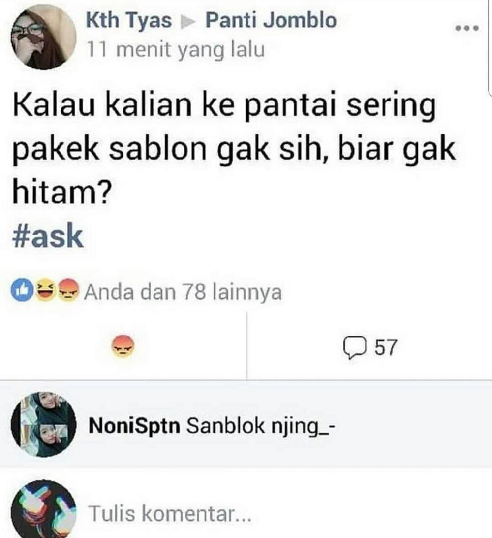 tanya jawab di media sosial © 2019 instagram.com