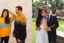 Jarang terlihat di TV, ini 10 potret Pica Priscilla & suami bulenya