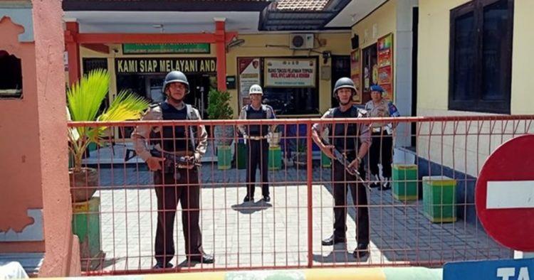 Pelaku bom bunuh diri Mapolrestabes Medan seorang YouTuber?