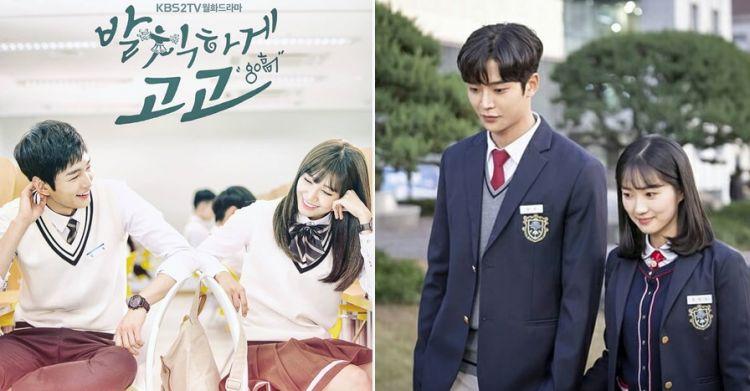 15 Drama Korea kisahkan masa sekolah, nostalgia cinta monyet