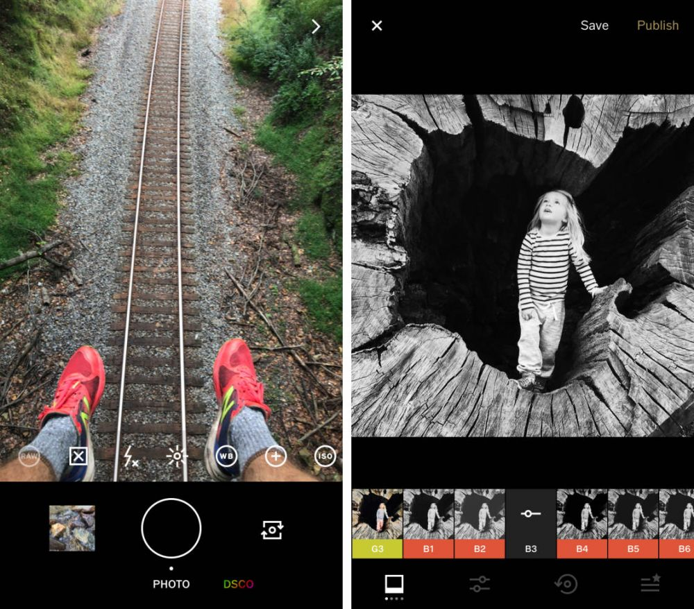 Cara mengedit foto dengan aplikasi ponsel Istimewa