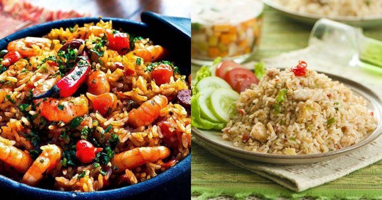 9 Resep nasi goreng pedas, enak, sederhana dan bikin nagih
