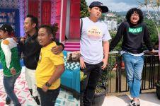 Potret lawas 5 grup lawak Indonesia ini bikin pangling